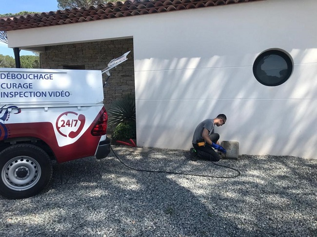 affordable drain cleaning french riviera