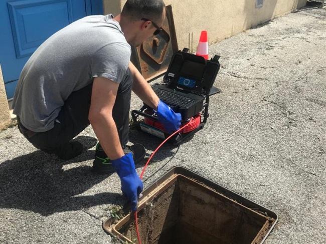 debouchage de canalisations cannes